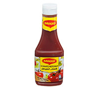 MAGGI TOMATO KETCHUP SQUEEZE 350G