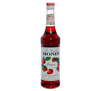 MONIN STRAWBERRY SYRUP 700 ML