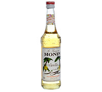 MONIN VANILLA SYRUP 700 ML