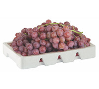 RED GRAPES LEBANESE 750 GM PACK