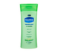 VASELINE INTENSIVE  CARE LOTION 400 ML
