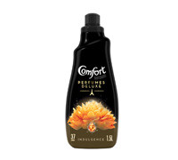 COMFORT CONCENTRATED FABRIC CONDITIONER INDULGENT WITH ESSENTIAL OILS 1.5 LT