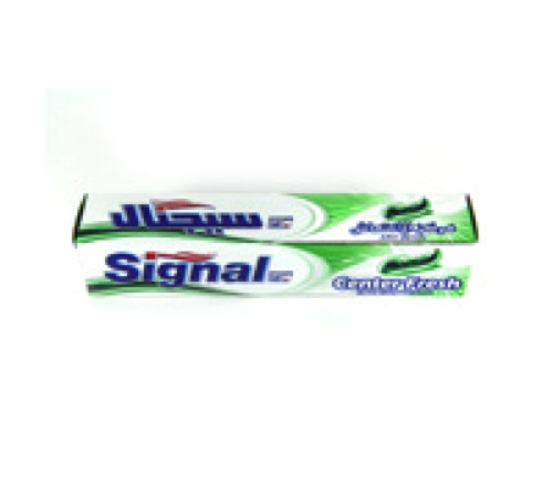 SIGNAL TOOTHPASTE COMPLETE 8 FRESH NATURALS 120ML