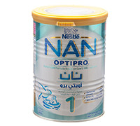 NESTLE NAN OPTIPRO FORMULA NO 1 400G