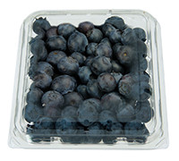 BLUEBERRIES PACKET