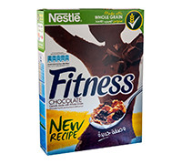 NESTLE FITNESS CHOCOLATE CEREAL 375 G
