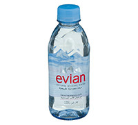 EVIAN MINERAL WATER- 330 ML