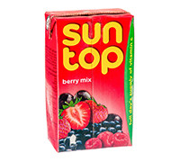 SUNTOP BERRY MIX JUICE 250 ML
