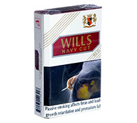 WILLS CIGARETTES NAVY CUT RED- 20'S