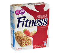 NESTLE FITNESS STRAWBERRY CEREAL BAR 23.5G