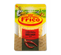 FRICO RED HOT SLICE CHEESE 150G
