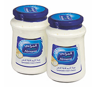 ALMARAI CHEESE JAR FULL CREAM BLUE 2PC X 500G