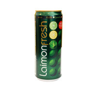 LAIMON LIME LEMON MNT DRNK CANS 330ML