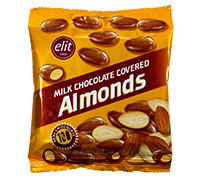 ELIT DRAGEES ALMONDS 60G