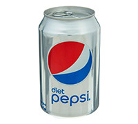 PEPSI DIET CANS- 330 ML