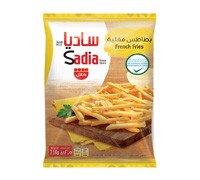 SADIA FRENCH FRIES 9X9 2.5KG