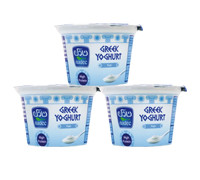 NADEC GREEK YOGHURT PLAIN 160GX3PCS
