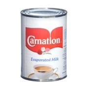 CARNATION - EVAPORATED MILK - 410 G