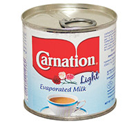CARNATION LIGHT EVAPORATED MILK- 170 G