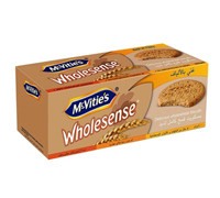 MCVITIES WHOLESENCE BISCUIT 400G