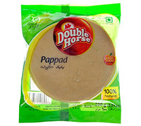 DOUBLE HORSE - PAPAD - 100 G