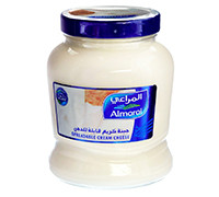 ALMARAI FULL CREAM CHEESE JAR - BLUE- 900 G