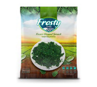 FROSTY FROZEN SPINACH 400G