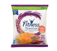 NESTLE FITNESS TOASTIES MIX SPICES 36G