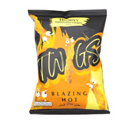 HECTARE'S TWIGS HOT CHILLI  CORN SNKS  30G