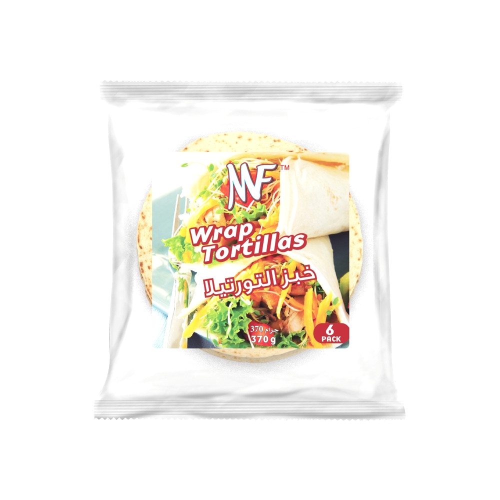 MF WRAP TORTILLAS 370G