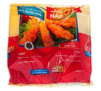 NAIF CHICKEN ZINGER - FAMILY SIZE - 750 G
