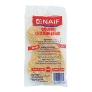 NAIF- GOLDEN CHICKEN STEAK - 115 G