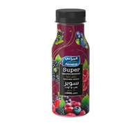 ALMARAI SUPER GRAPE&BERRIES JUICE 250ML