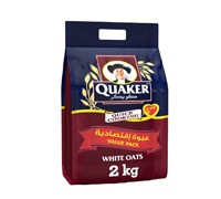 QUAKER OATS VALUE PACK 2KG