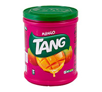 TANG- INSTANT DRINK POWDER -WITH MANGO FLAVOR- 1.5 KG