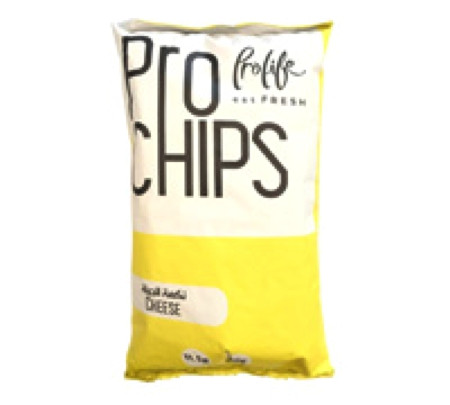 PROLIFE CHEESE CHIPS 50G