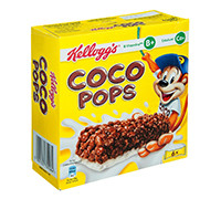 KELLOGG'S COCO POPS CEREAL & MILK BAR - 20 G