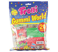 TROLLI JELLY WORLD BAG - 250 G