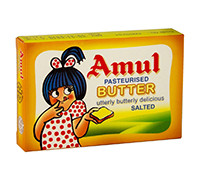 AMUL BUTTER SALTED 100G