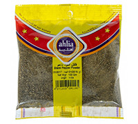 AHLIA - BLACK PEPPER - POWDER - 100 G
