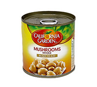 CALIFORNIA GARDEN MUSHROOM WHOLE 184G