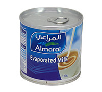 ALMARAI EVAPORATED MILK REGULAR 170G