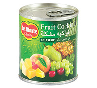 DELMONTE - FRUIT COCKTAIL IN SYRUP - 227 G