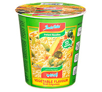INDOMIE - INSTANT NOODLES WITH VEGETABLE FLAVOR- CUP 60 G