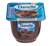 DANETTE - CHOCOLATE - 90  G