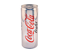 COCA COLA LIGHT CANS 250ML