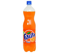 FANTA ORANGE - PET 1.250 L