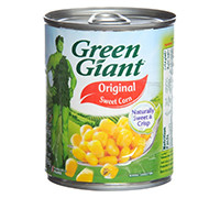 GREEN GIANT - SWEET CORN NIBLETS - 198 G